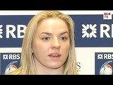 Ireland Captain Niamh Briggs Interview - Women's Six Nations 2016