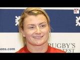 Wales Captain Rachel Taylor Interview - Women's Six Nations 2016