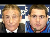 France Guy Noves & Guilhem Guirado Interview - Rugby Six Nations 2016