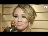 Kimberley Walsh Interview What's On Stage Awards 2016