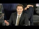Robert Downey Jr Inteview - Spider-Man & Tom Holland