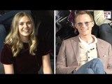 Elizabeth Olsen & Paul Bettany On Scarlet Witch & Vision Romance