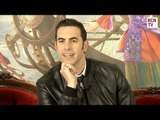 Sacha Baron Cohen Interview Alice Through The Looking Glass Premiere