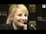 Melissa Rauch & Kunal Nayyar Interview - Who Is Penny's Mom?
