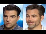 Star Trek Beyond Premiere Interviews