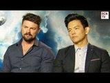 Star Trek Beyond John Cho & Karl Urban Interview