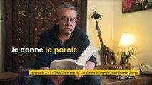 """Grand débat : Philippe Torreton lit le poème """"Je donne la parole"""" de Nicanor Parra pour le magazine """"Ouvrez le 1"""""""