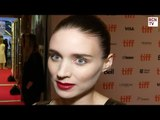 Rooney Mara Interview Una Premiere
