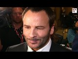 Tom Ford Interview Nocturnal Animals Premiere