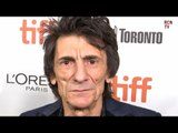The Rolling Stones Ronnie Wood Interview New Documentary TIFF 2016
