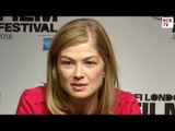 Rosamund Pike Interview A United Kingdom Premiere