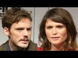 Sam Claflin & Gemma Arterton Interview - Film Industry Sexism