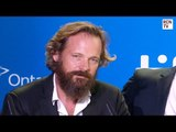 Peter Sarsgaard Interview The Magnificent Seven Premiere