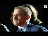 Charlie Hunnam At The Lost City Of Z Premiere