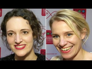 Fleabag Phoebe Waller-Bridge & Jenny Rainsford Interview