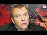 Meatloaf Interview Recording Bat Out Of Hell In Character