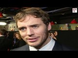 Sam Claflin Interview My Cousin Rachel Premiere