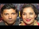 Farhan Akhtar, Shabana Azmi & Javed Akhtar Interviews