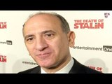 Armando Iannucci Interview The Death of Stalin Premiere