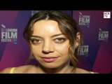 Aubrey Plaza Interview Ingrid Goes West Premiere