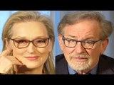 Meryl Streep, Tom Hanks & Steven Spielberg On Women In Film & Hollywood Sexism