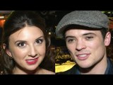 Zizi Strallen & Jonny Labey Interview Strictly Ballroom The Musical