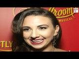 Zizi Strallen Interview Strictly Ballroom The Musical