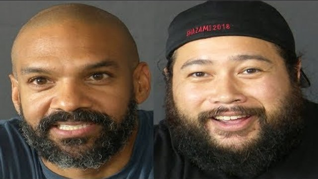 The Walking Dead Khary Payton & Cooper Andrews Interview