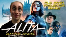 Projector: Alita - Battle Angel (REVIEW)