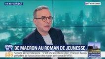 Pour Philippe Besson, écrivain proche de Brigitte Macron, elle a compris plus rapidement la crise des gilets jaunes