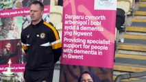 Newport County look ahead to FA Cup 5th round tie against Manchester City