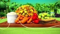 Beet prty | Assiette de fromage | Dessins animés pour les enfants |