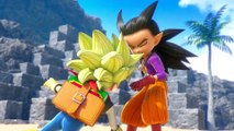 Dragon Quest Builders 2 - Cinématique d'ouverture (Boy Builder)