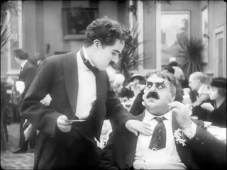 The Rink (1916) - Short (Comedy)