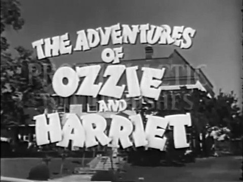 The Adventures of Ozzie and Harriet (S1E28 ,The Pancake Mix)
