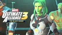 Marvel Ultimate Alliance 3 - Captain Marvel Gameplay Trailer