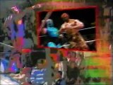 Dr. Wagner Jr/Espanto Jr vs Celestial/El Coloso (UWA June 27th, 1992)
