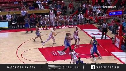 San Jose State vs. New Mexico Basketball Highlights (2018-19)
