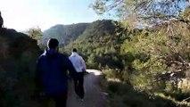 Ruta Castillo hasta antenas