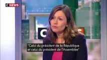 """Yaël Braun-Pivet : Alain Juppé et Jacques Mézard, candidats au Conseil constitutionnel, """"seront auditionnés à l'Assemblée le 21 février"""""""