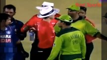 Top 5 Insane Cricket Fights in Pakistan vs India - Biggest Cricket Fights