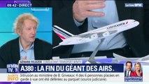 """Arrêt de l'A380: pour Gérard Feldzer, cet avion """"a été un rêve d'ingénieurs et un rêve de commerciaux"""""""