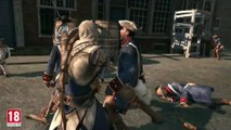 Assassin's Creed III Remastered - Bande-annonce Switch