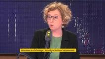 """Muriel Pénicaud souhaite la fin """"des systèmes de retraite exceptionnels pour les dirigeants"""""""