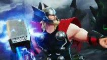Marvel Ultimate Alliance 3 : The Black Order - Bande-annonce du Nintendo Direct
