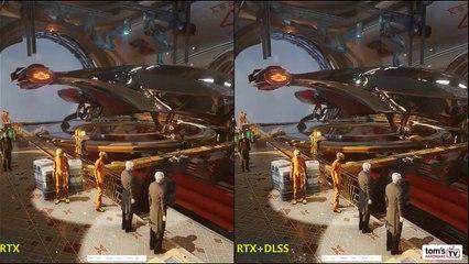 Cartes graphiques : le Ray-Tracing avec et sans DLSS sous 3DMark