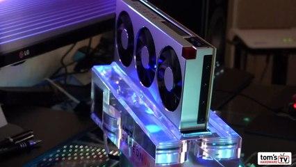 Unboxing : la Radeon VII en rotation sous tous les angles