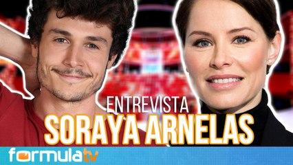 """Soraya Arnelas:  """"Le agradezco a Miki Núñez el respeto y la ilusión que tiene por Eurovisión 2019"""""""
