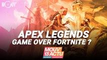 Mouv'13 Actu : 6ix9ine, Benzema, Apex Legends...