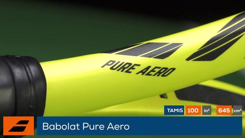 Tennis Test Matériel - On a testé pour vous  la Babolat Pure Aero, l'arme de Rafael Nadal